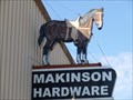 Image for Makinson Hardware  - Horse - Kissimmee, Florida, USA.