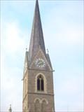 Image for Uhr St. Nikolaus Kirche - Innsbruck, Tirol, Austria