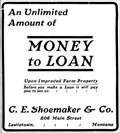Image for C. E. Shoemaker & Company - Lewistown, MT