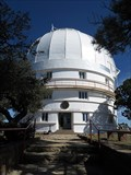 Image for Otto Struve Telescope (Mount Locke, Texas)