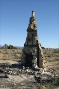 Image for Lonely Chimney off Joshua St - Hesperia, CA
