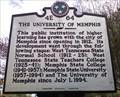 Image for Marker 4E 64  - The University of Memphis