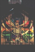 Image for St. Aloysius Altar Window - Pewee Valley, KY