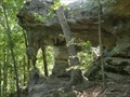 Image for Double Arch, Pickle Springs Natural Area, Farmington, Missouri
