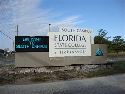 Florida State College at Jacksonville - South Campus - Jacksonville ...