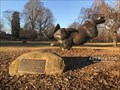 Image for The Runaway Bunny statue - Wilcox Park - Westerly, Rhode Island