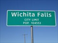 Image for Wichita Falls, TX - Population 104553
