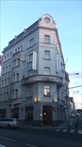 Image for Apartment building, Prague, Husitska, Czech Republic