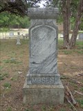 Image for Mary Magdalene Moses - Shiloh Cemetery - Corinth, TX