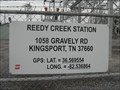 Image for 36.569554N, 82.536864W - Reedy Creek power station - Kingsport, TN