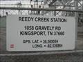 Image for 36.569554N, 82.536864W - Reedy Creek power station - Kingsport, TN