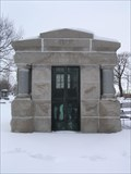 Image for Wm. G. Andrus/Losey Mausoleum - Naperville Cemetery - Naperville, IL