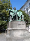 Image for Johann Wolfgang von Goethe & the (3047) Goethe Asteroid  -   Vienna, Austria