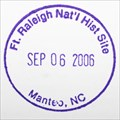 "Image for ""Fort Raleigh National Historic Site - Manteo, NC"" - Lindsay Warren Visitor Center - Manteo, North Carolina"