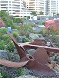 Image for Ship Screw -  Wellington Waterfront. New Zealand.