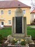 Image for World War Memorial - Picin, Czech Republic