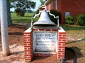 Image for St Beulah's Baptist Church Bell, north of Bennettsville, SC