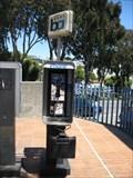 Image for Glen Park Bay Area Rapid Transit Station Payphone (Outside Station) - San Francisco, CA