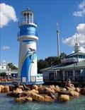 Image for SeaWorld Orlando - Lucky 8 - Florida, USA.