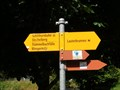 Image for Direction and Distance Arrows - Lauterbrunnen, Switzerland