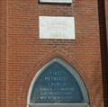 Image for OLDEST -- Methodist Church West of the Mississippi - New Madrid, Missouri