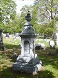 Image for Flett and Dearth - Woodlawn Cemetery, Elmira, NY