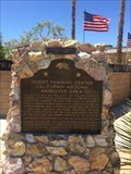 Image for Desert Training Center California-Arizona Maneuver Area - Chiriaco Summit, CA