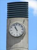 Image for Parque Berrio Metro Clock - Medellin, Colombia