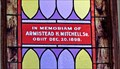 Image for Armistead Mitchell Window - St. James Church - Deer Lodge, MT