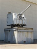 Image for US Navy 5 Inch Gun Turret Mount Display - San Francisco, CA