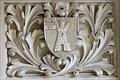 Image for Law Faculty Shield No.2 - University of Birmingham, Edgbaston, Birmingham, U.K.