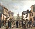 Image for Keswick Street 1870 by Joseph Brown Jnr -  Main St, Keswick, Cumbria, UK