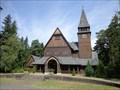 Image for Bell Tower Wood Chapel - Stahnsdorf, Berlin, Germany
