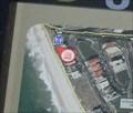 Image for Strand Beach Access Way Map (Boardwalk) - Dana Point, CA