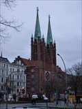 Image for Bell towers St. Bonifatius - Berlin, Germany