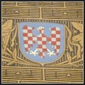Image for CoA of Margraviate of Moravia (Schwanz palace) - Brno, Czech Republic