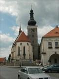 Image for TB 1302-29.0 Velvary, kostel