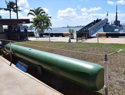 Harpoon - Cruise Missile - Pearl Harbor