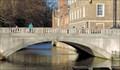 Image for Silver Street Bridge - Cambridge, UK