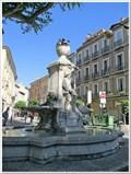 Image for La fontaine Pascal - Cours Sextius - Aix en Provence, Paca, France