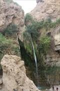 Image for David Falls - En Gedi - Israel