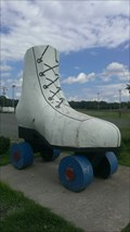 Image for Rollerworks Family Skating Center - Giant Roller Skate - Bealeton, Virginia