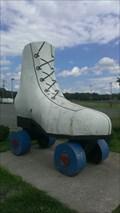 Image for Rollerworks Family Skating Center - Giant Roller Skate - Bealeton, Virginia