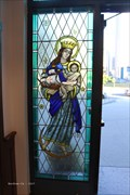 Image for Stained Glass Windows, Our Lady of Good Voyage - Boston, MA