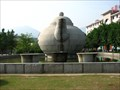 Image for Giant Teapot with Cups, Anxi, Fujian province, China