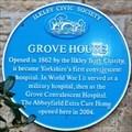 Image for Grove House, Riddings Rd, Ilkley, W Yorks, UK