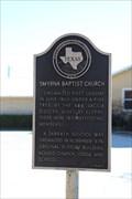 Image for Smyrna Baptist Church