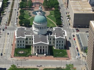 Gateway Arch - St Louis, Missouri, USA.