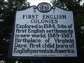 Image for First English Colonies, B1
