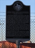 Image for Dodd Field (Fort Sam Houston) Enemy Alien Detention Station -- San Antonio TX